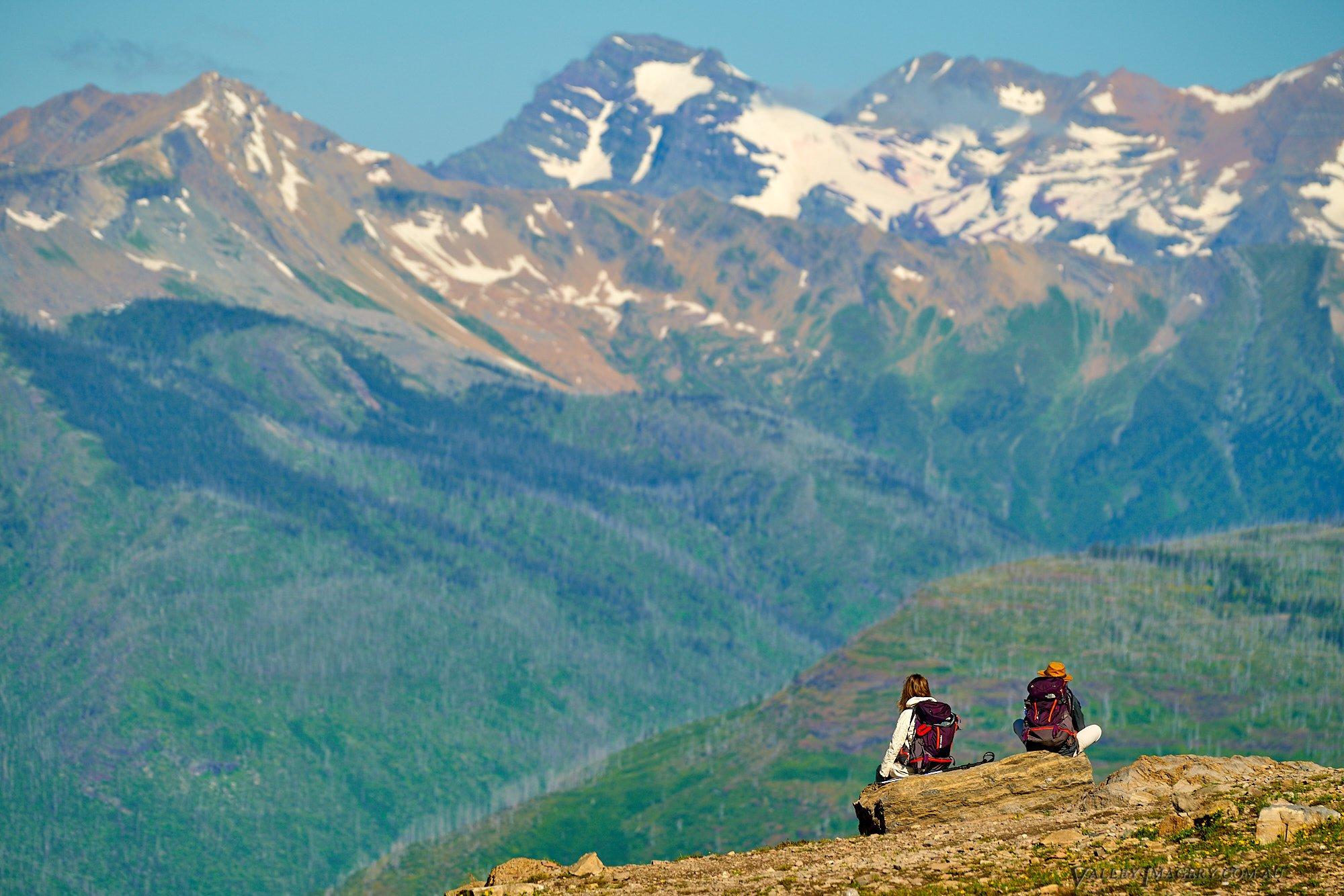 Highline Glacier National Park