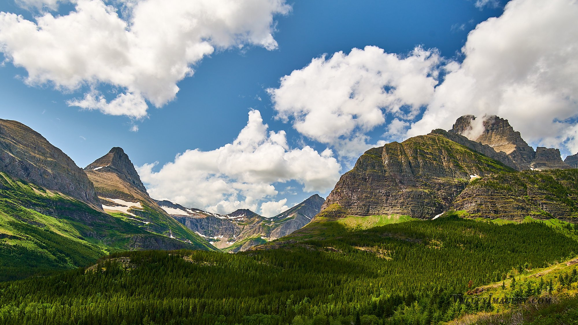Swiftcurrent Panorama